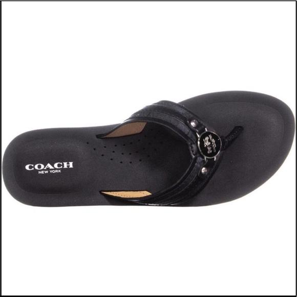 Coach Shoes   Jasmine Sandals Flip